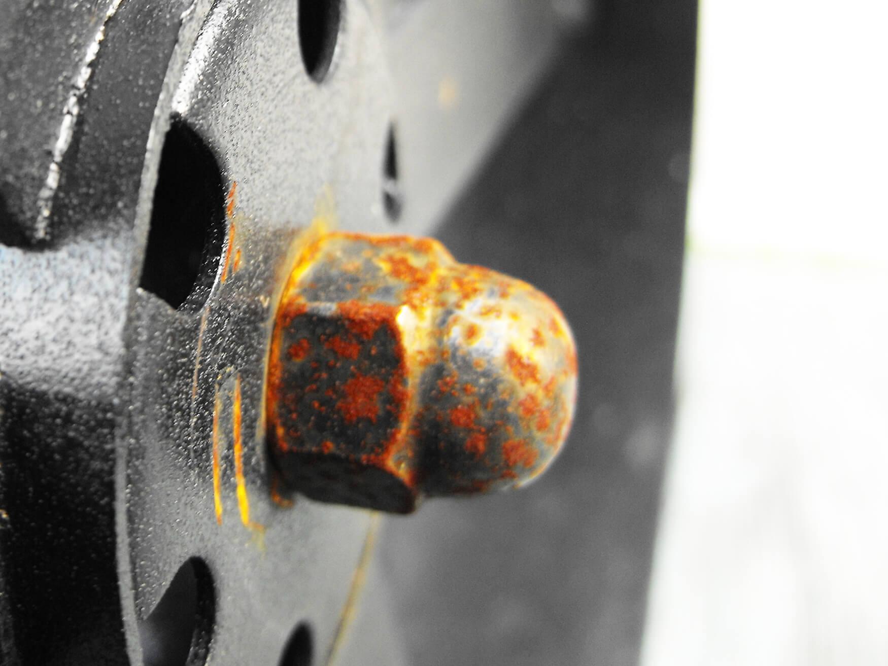 défaillance corrosion usure