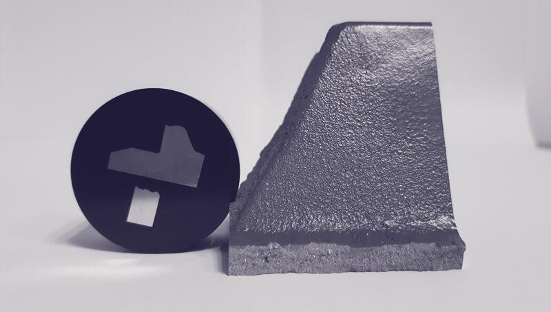 rupture casse matériau acier métal analyse