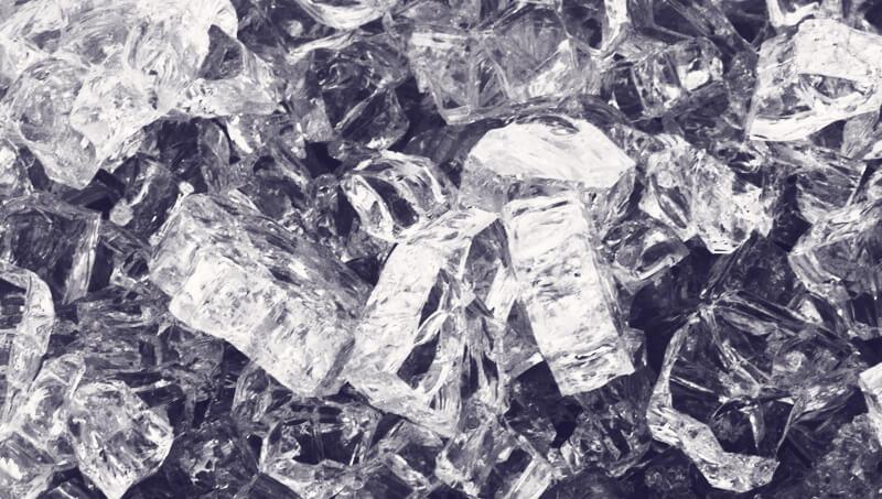 verre polymère plastique analyse matériaux